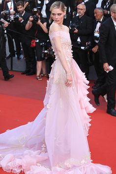 All the Celebrity Looks from the 2017 Cannes Film Festival Red Carpet - Coco Rocha from InStyle.com