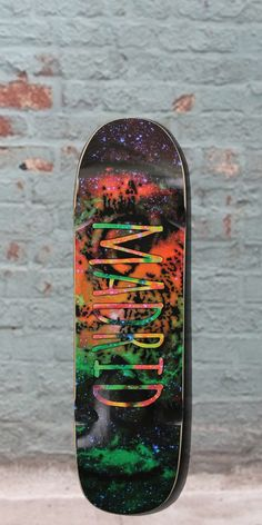 Longboards USA - Madrid Space Owl Street Pool Skateboard - Complete, $135.00 (http://longboardsusa.com/longboards/new-2015-longboards/madrid-space-owl-street-pool-skateboard-complete/)