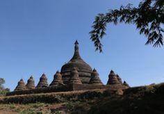 Mrauk U, the remote ancient city in Myanmar.