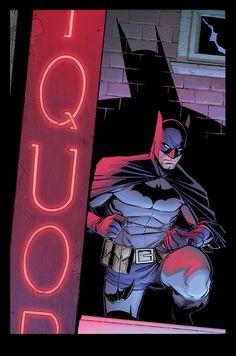 The Batman! by J-WRIG
