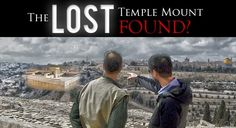Many assume that the Temple Mount within the old city of Jerusalem is where the Jewish temple originally stood.