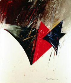 LOS INMORTALES, Perez Celis Geometric Painting, Abstract Paintings, Geometric Shapes, Landscaping Images, Enamels, Museum Of Modern Art, Textile Prints, Digital Prints, Sculptures