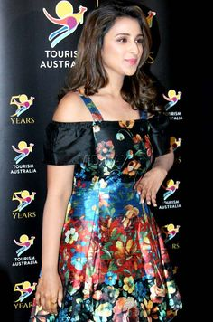 Bollywood actress Parineeti Chopra was spotted at a Tourism Australia event in Mumbai. We have pictures
