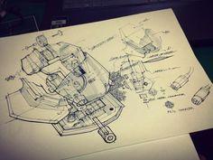 Mouse Assembly Study 01 by Sihyoung Ryu, via Behance