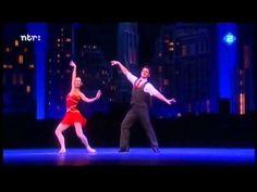 G,Gershvin - G.Balanchin - Who Cares ? 1970 avi- Het National Ballet @ Festival in Amsterdam 2012. Holland Symphonia dir.by Roy Goodman.
