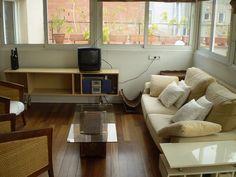 salón visto desde la zona comedor / sitting room view from the dining room by aliciaenflickr, via Flickr