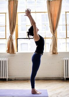 This is my favorite move when doing yoga. I even do this when I am stressed at my work.
