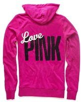 I love hoodies:) Gots to get me a PINK one!!