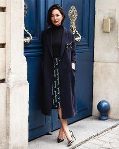 10 Best Street Style Looks From Paris Fashion Week