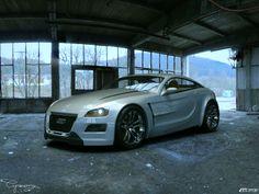 Audi aQa version-3 by cipriany.deviantart.com on @deviantART