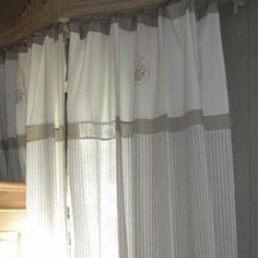 Striped Curtains Honeymoon Suite, Striped Curtains, My Dream Home, Construction, Strong, Furniture, Home Decor, Building, My Dream House