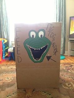 Peter Pan Crocodile Smile