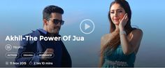 Akhil The Power Of Jua Full Telugu Movie Download