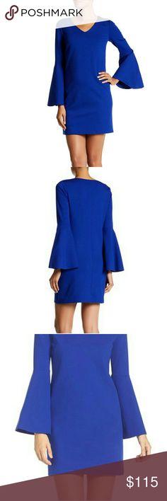 NWT CeCe by Cynthia Steffe blue dress New with tags CeCe by Cynthia Steffe  royal blue dress  **04-bin (storage note to self) Cynthia Steffe Dresses Mini