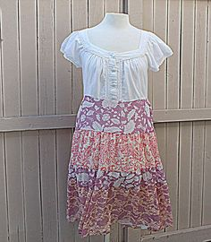 Repurposed Clothing | SALE Upcycled Women's Clothing / Repurposed by AmadiSloanDesigns