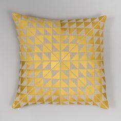 Geocentric Cushion Cover image