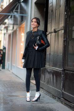 Street style: Paris-London