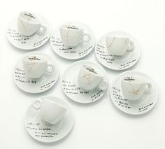 Illy Art collection by Yoko Ono