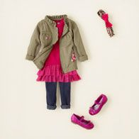 baby girl - outfits | Children's Clothing | Kids Clothes | The Children's Place