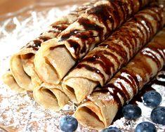 Rezept für schnelle Teff-Pfannkuchen (glutenfrei, weizenfrei, laktosefrei, milchfrei, fructosearm) | Blog@Foodoase