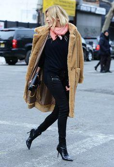 Street Style Fashion Week F/W 2014