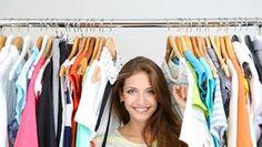 Praská vaše skříň ve švech? Musíte se zbavit zbytečných kousků! Clothes Hanger, Coat Hanger, Clothes Hangers, Clothes Racks