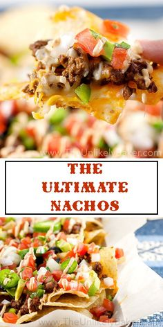 The Ultimate Nachos