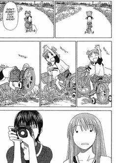 Yotsuba & pottering around! 3