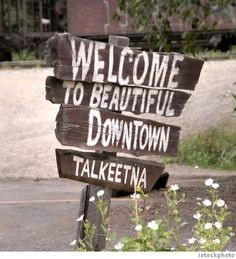 """TRAVEL FICTIONAL -- Talkeetna was the inspiration for Cicely, Alaska in the show """"Northern Exposure."""" Photo: Istockphoto"""