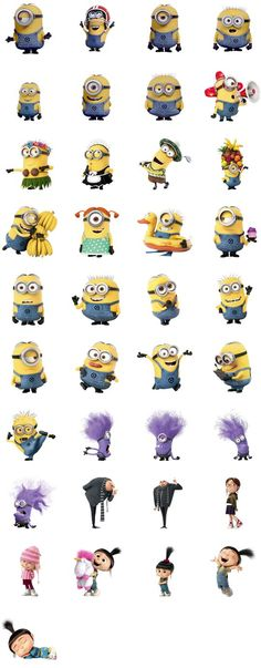New Despicable Me 2 Minions Wallpaper & Fan Art Collection My Minion, Minion Banana, Minion Stuff, Humor Minion, Minions Quotes, Funny Minion, Minion Movie, Minion Birthday, Despicable Me