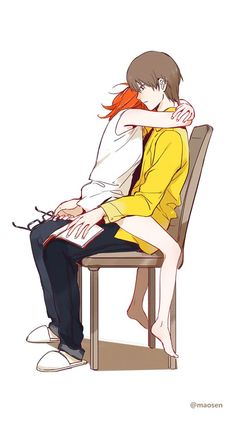 Fl my printerest : Hạnh Lee to see more best pic about Anime couple so kute