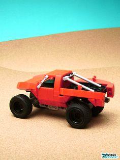 cars – So detailed… Trophy TruckTrophy Truck Trophy Truck, Lego Truck, Toy Trucks, Lego Design, Lego Technic, Legos, Deco Lego, Lego Poster, Lego Hacks