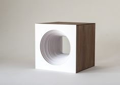 Everything Flows With the Panta Rei Light Cube - Design Milk