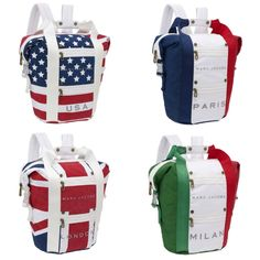 Marc Jacobs Special Items Handle Backpack doubles as a tote bag....USA please!