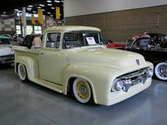 Really nice old ford!