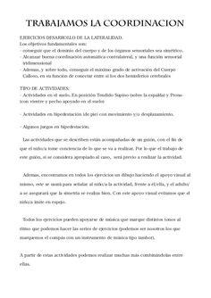 Lateralidad.coordinación t