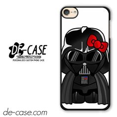 Anakin Skywalker Darth Vader Hello Kitty Star Wars DEAL-739 Apple Phonecase Cover For Ipod Touch 6