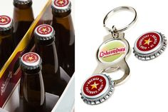Columbus Brewing Company Beer Caps