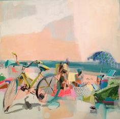 Artwork - BEACHES Series Prints by Teil Duncan! | Art And Chic