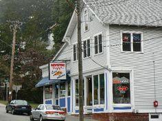 Mystic Pizza! Mystic, Connecticut.