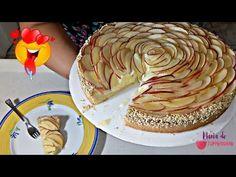 Torta de Maçã - Receita de Confeitaria - Passo a Passo - YouTube