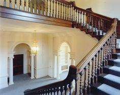 Staircase, Godmersham Park