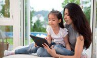 Technology Gives Boost To Children's Reading