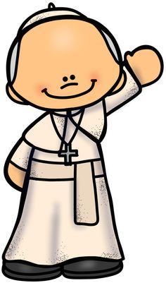 Educlips Design: FREE Pope Graphic