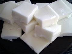 Haupia.  One of my most favorite...very similar to an Indonesian dessert I grew up with...ono-licious!!!