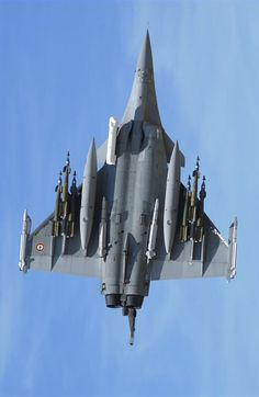 RAFALE Tactical-Fighter underside payload.