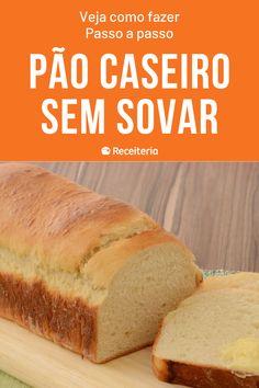 Pasta, Pan Bread, Dessert Recipes, Desserts, Bagel, Cornbread, Banana Bread, Brunch, Low Carb