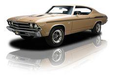1969 Chevrolet Yenko Chevelle Super Sport 427 V8 HP M22 4 Speed