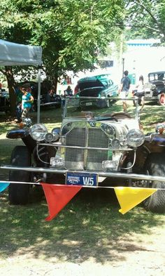 Classic cars @ iowa state fair