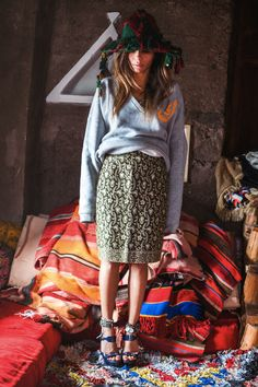Fashion bakchic: BAKCHIC AW 14 |BERBERISM